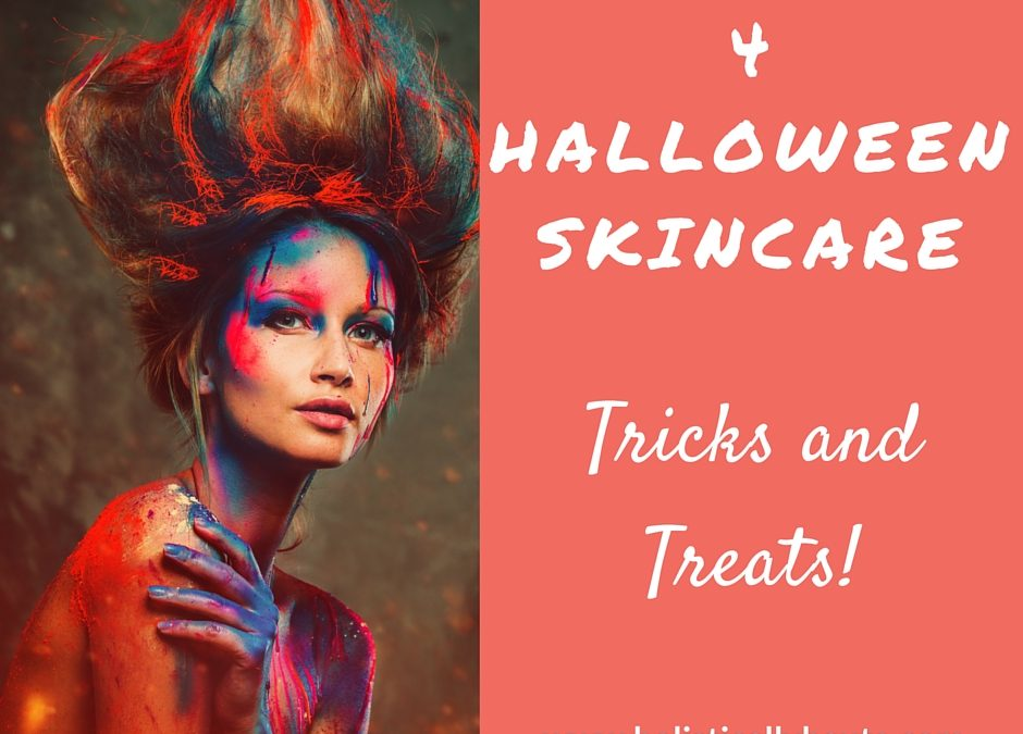 4 Halloween Skincare Tricks and Treats