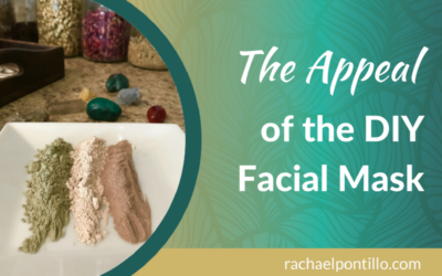 The Appeal of the DIY Facial Mask–Recipe Inside!