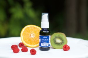 Native2Nature Outdoorsy Warm Weather Serum