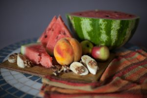 You may need to cut watermelon and other high sugar-containing foods during an elimination diet.